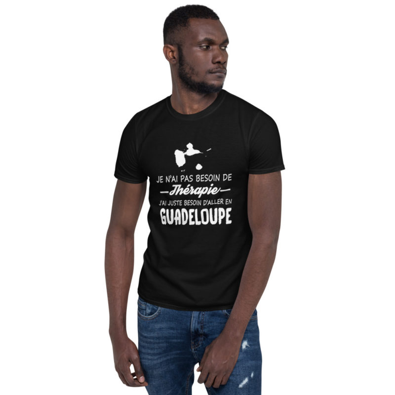 T-shirt Guadeloupe 971 homme