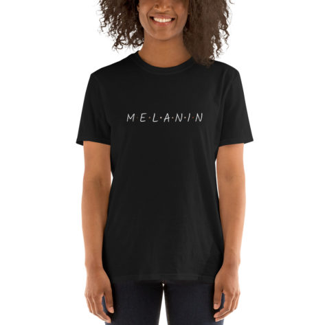 T-shirt Melanine Friends
