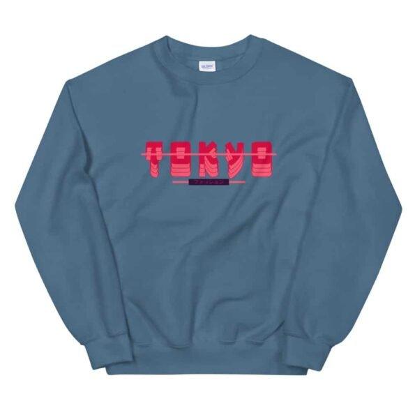Pull Japon Tokyo – Sweat original