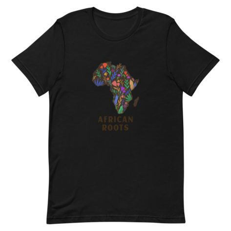 t shirt african roots africa afrique