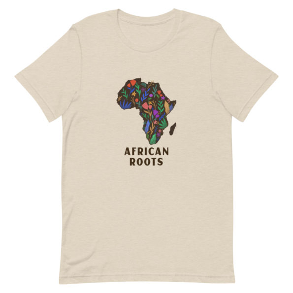T-shirt African Roots