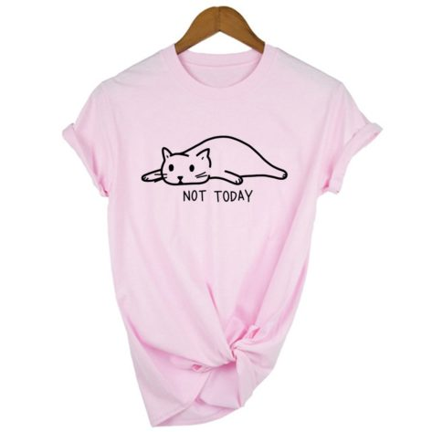 T-shirt Not today Kawaii Créer Son T Shirt