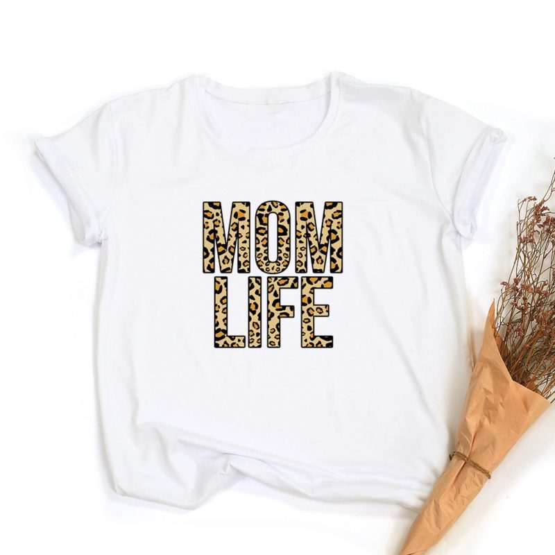 T-shirt Maman Mom Life Créer Son T Shirt