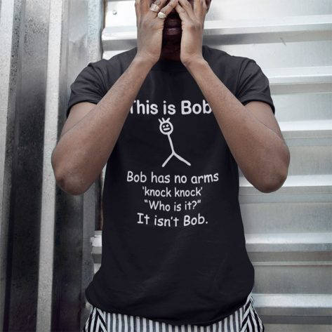 T-shirt Humour This is Bob Créer Son T Shirt