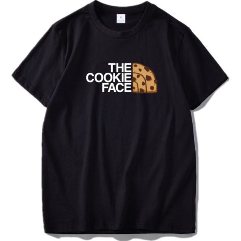 T-shirt The Cookie Face Créer Son T Shirt