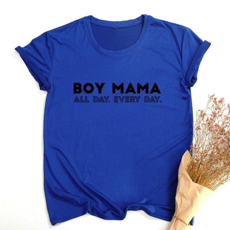 T-shirt Boy Mama Créer Son T Shirt