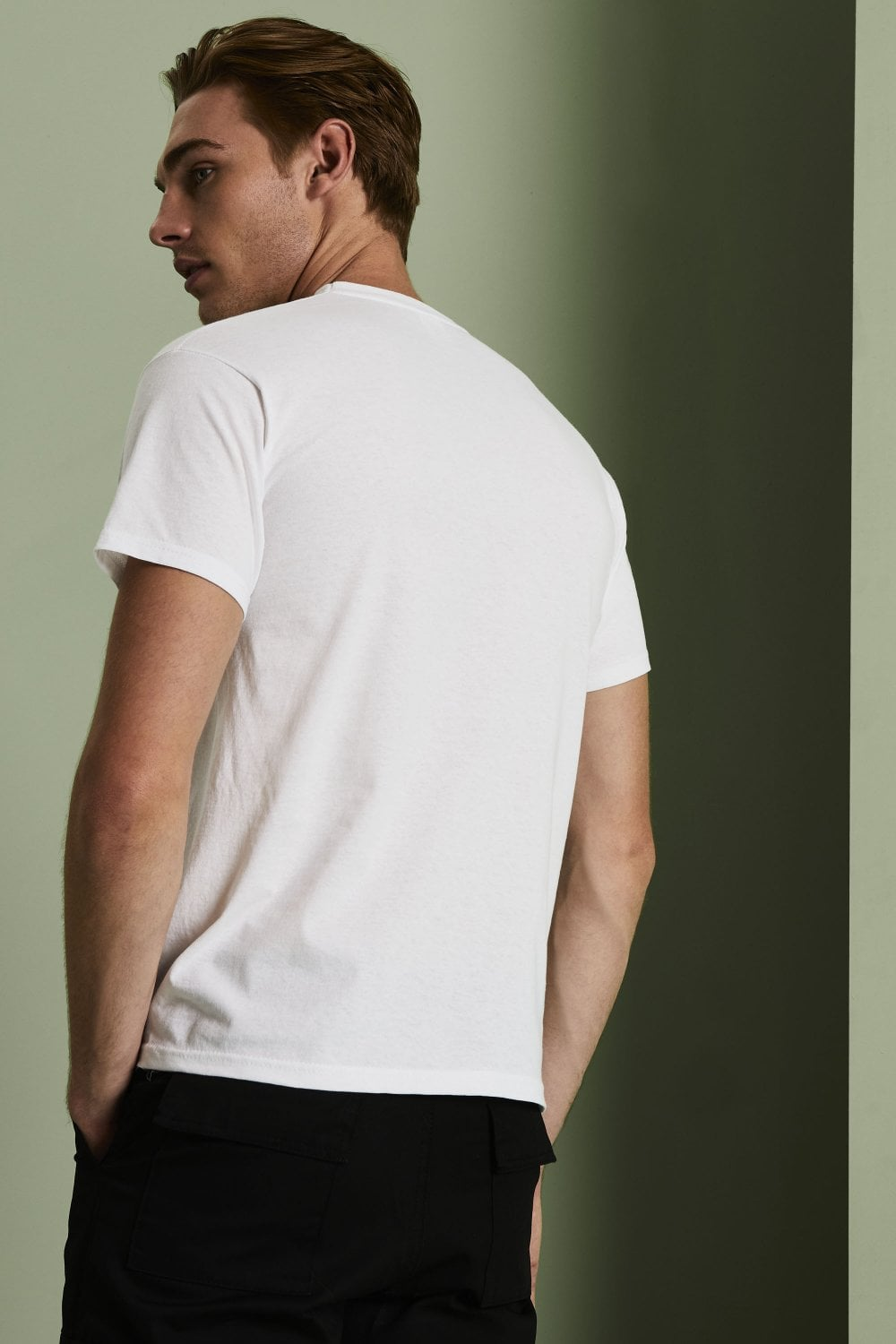 Fruit of the Loom SS048 - T-shirt à col rond 2