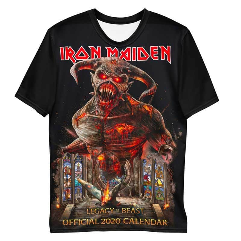 T-shirt Iron Maiden – Legacy of The Beast