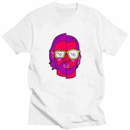 T-shirt PNL Le Monde Chico