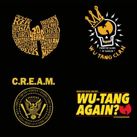 T-shirt Wu Tang Clan Créer Son T Shirt