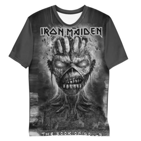 T-shirt Iron Maiden – The Book Of Soul