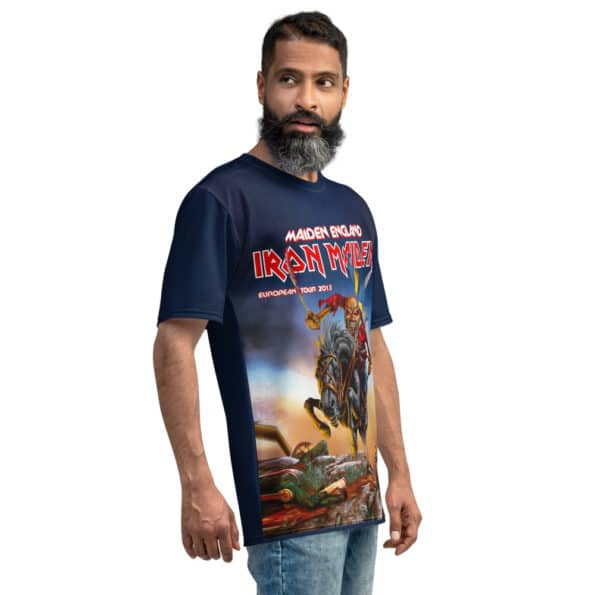 T-shirt Iron Maiden – Maiden England