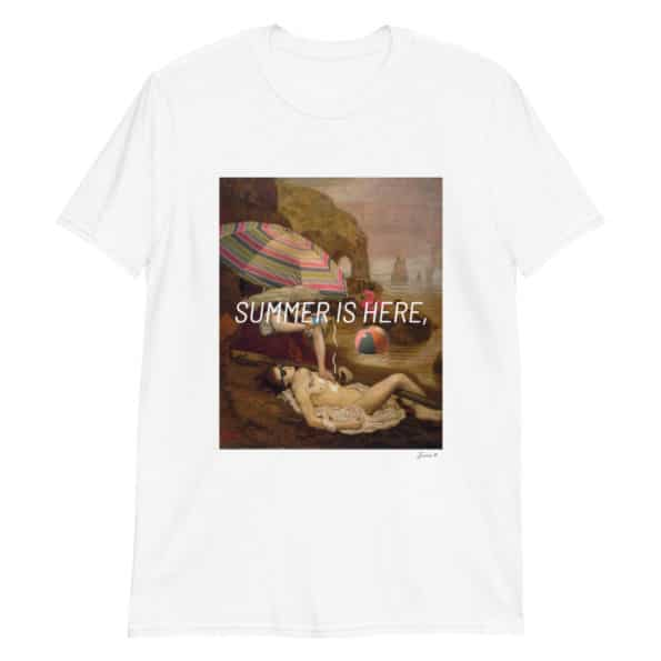 T-shirt Summer is Here