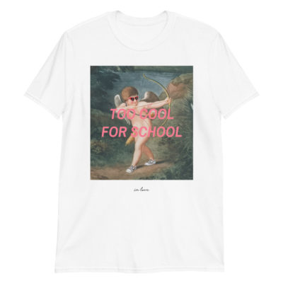 T-shirt Too Cool For School