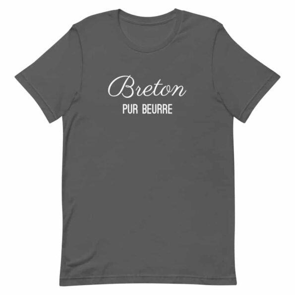 T-shirt Breton Pur Beurre – Bretagne Humour