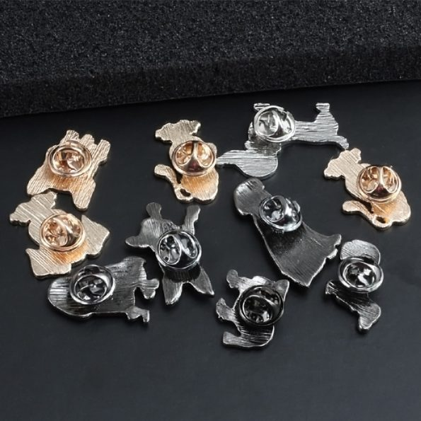pin chiens pack de 10 pins