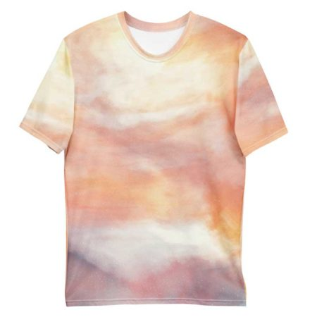 T-shirt Nébuleuse Galaxie All Over personnalisable
