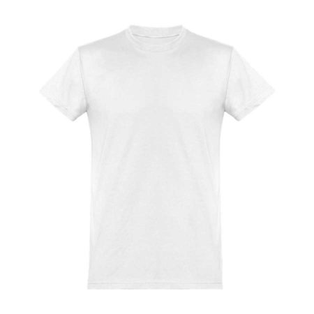 T-shirt Homme Col rond 150 gr – Blanc