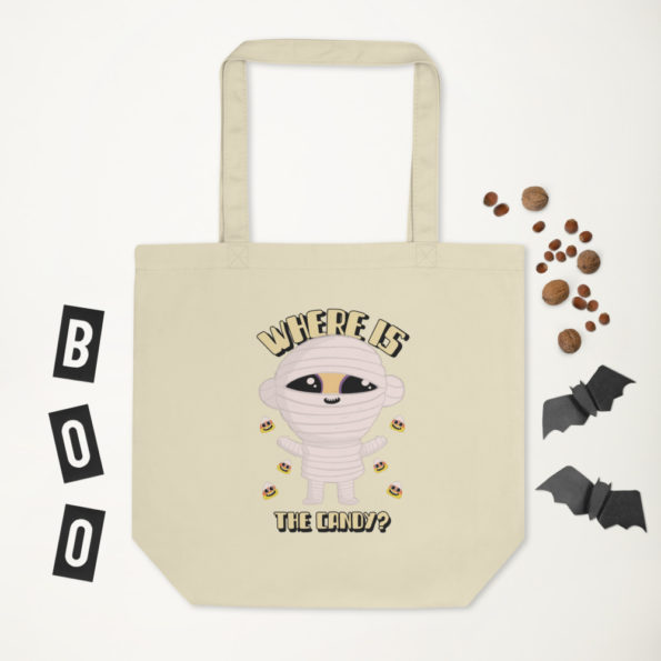 eco tote bag oyster front 2 6155f87b51e13