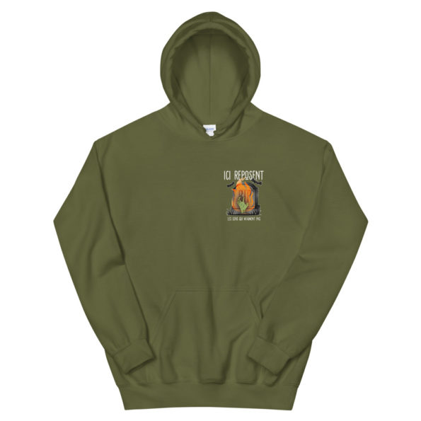 unisex heavy blend hoodie military green front 6155fc572baff