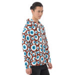 all over print unisex hoodie white front 6156efb3dc579