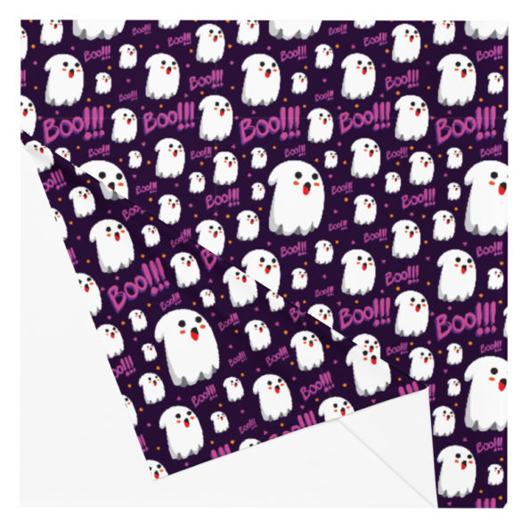 custom printed recycled polyester fabric white front 6159b7925c60f