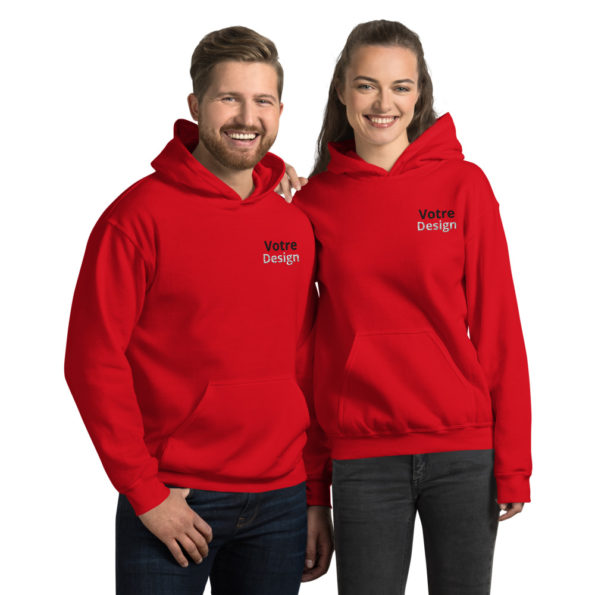 unisex heavy blend hoodie red front 61688a51c3af2