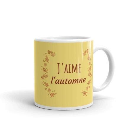 Mug J'aime l'Automne